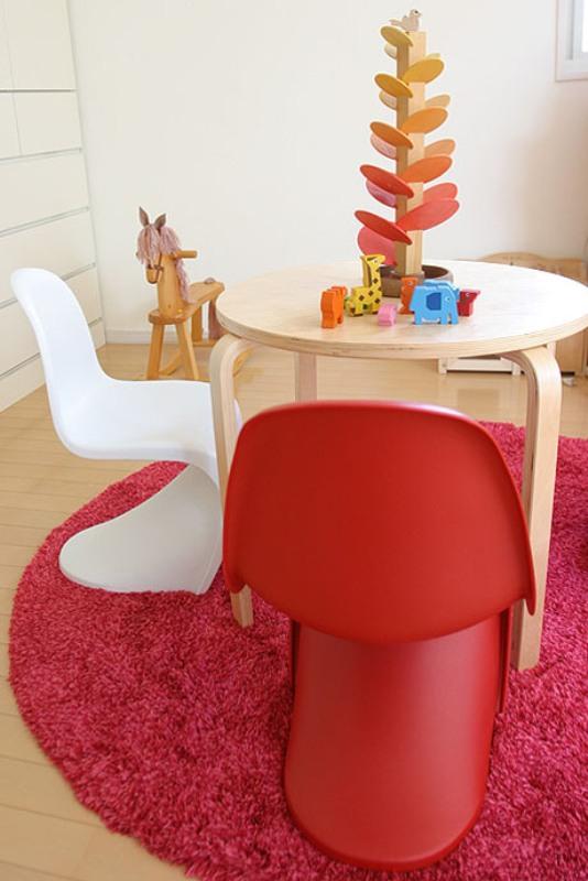 Supermodern Multicolor Panton Kid S Chairs Kidsomania