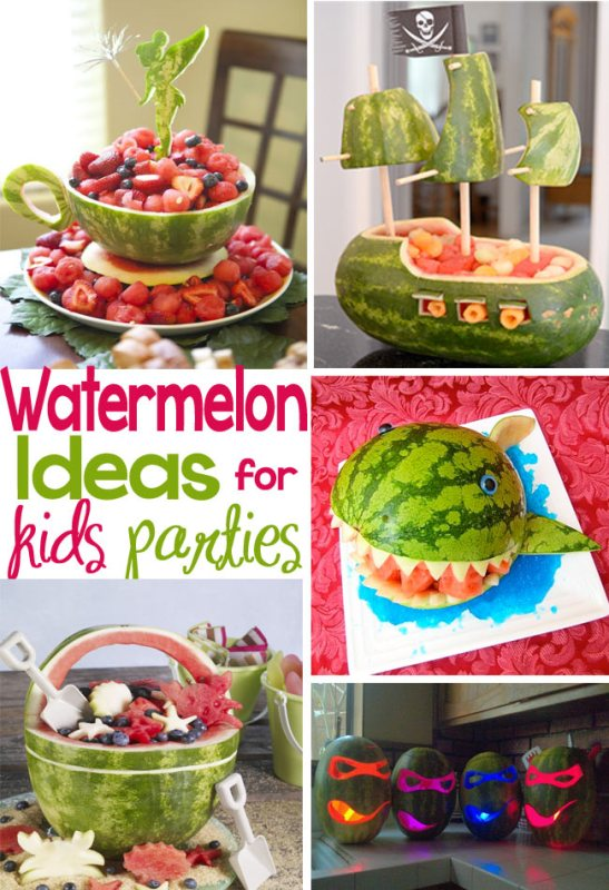 15 Tasty And Refreshing Watermelon Desserts For Kids