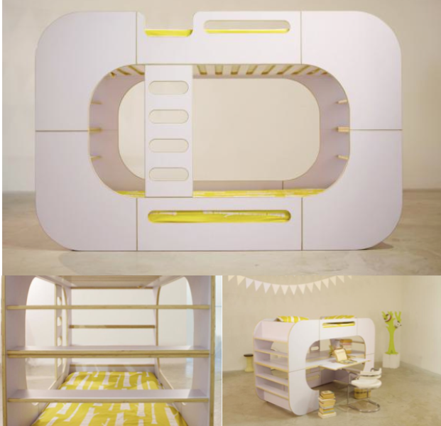 Incroyable Trendy And Versatile Kidu0027s Furniture By IO Kids Design