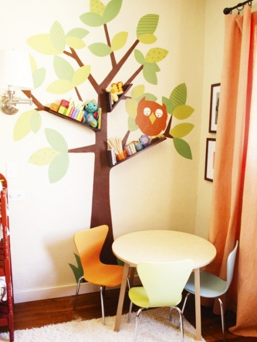 3d Create Your Own Room: Cute 3D Decor For A Kids Room' Walls