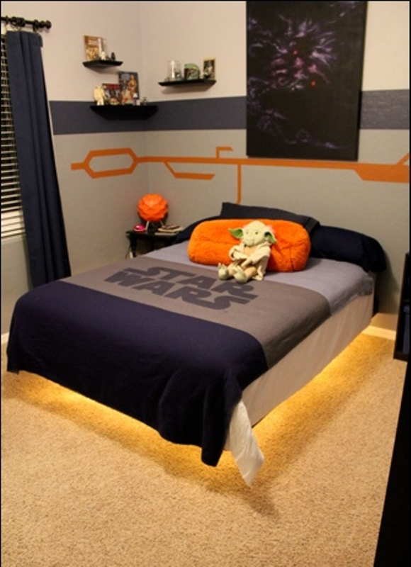 7 Cool Video Games Themed Room For Kids