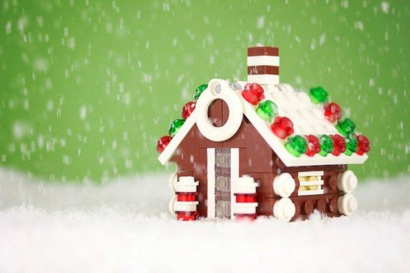 Wonderful lego decorations for christmas tree kidsomania - Fabriquer des deco de noel ...