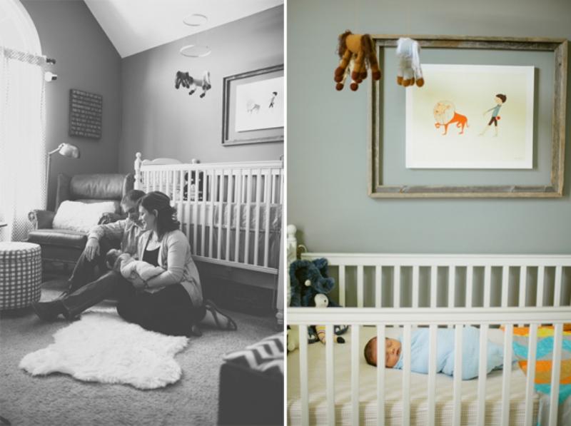Adorably Calm And Traditional Kid S Nursery Kidsomania