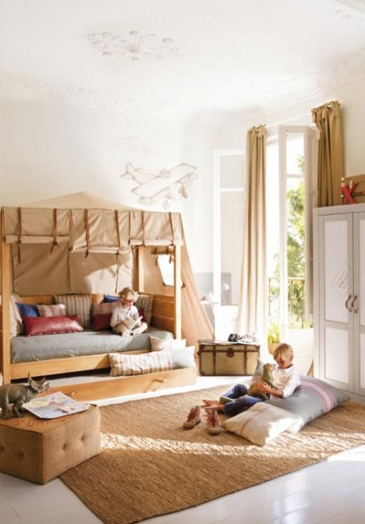 Amazing Kids Bedroom Design For Little Travellers Kidsomania