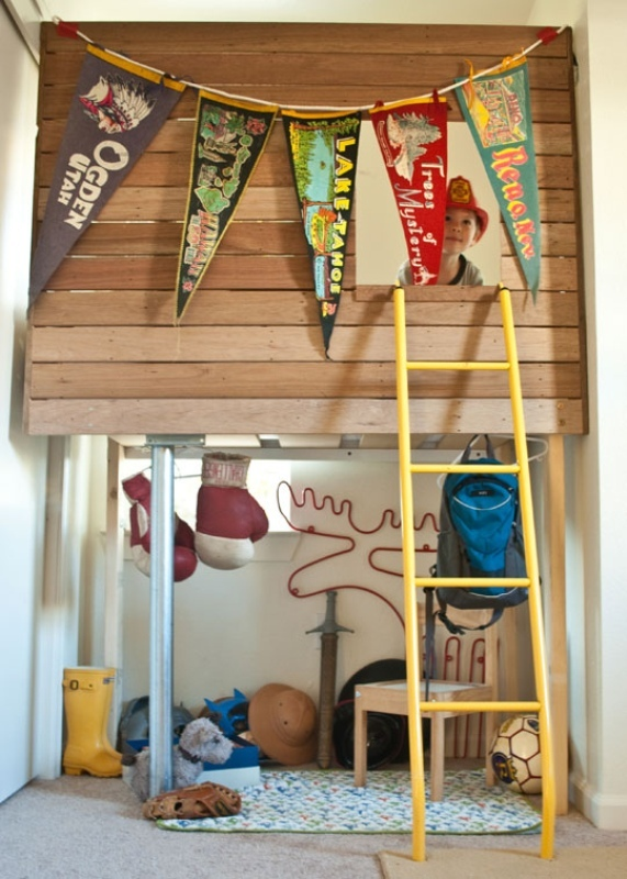 Awesome ideas for kids playrooms 2