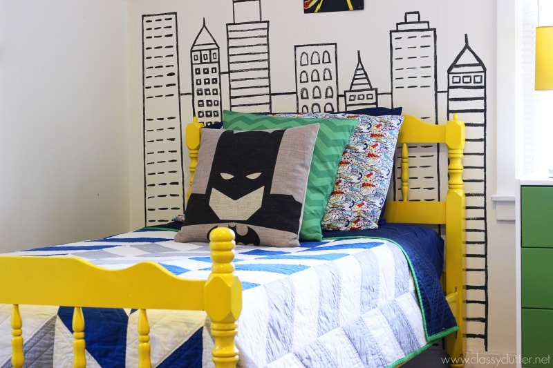 Toddler Bedroom Color Ideas