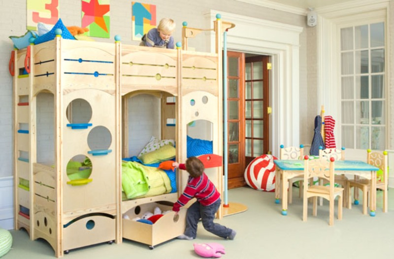 Cedarworks Rhapsody Indoor Playsets And Playhouses Bring