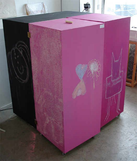 Space Saving Solution To Store Kids Stuff Children Cube