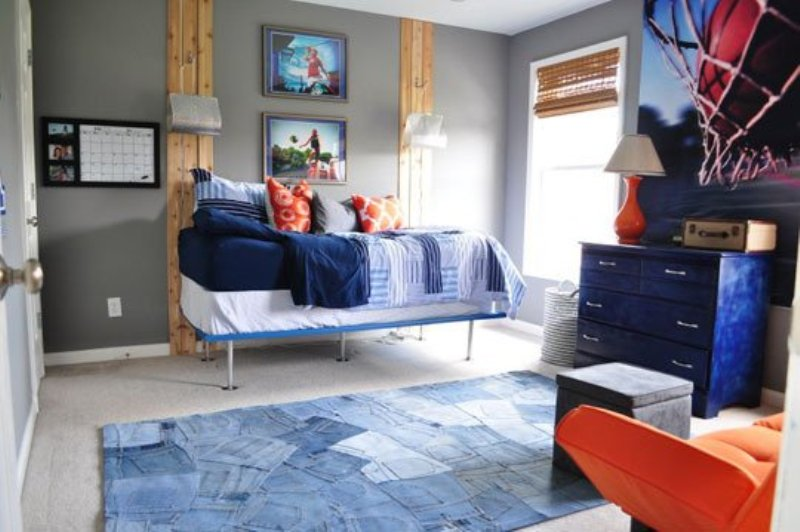 The best kids room furniture and designs of july 2013 Cool chill room ideas