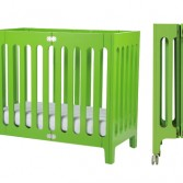 Easy And Convenient Lotus Travel Crib By Guava Family