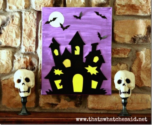 10 cool and easy halloween crafts to make with kids for Cool easy crafts for kids