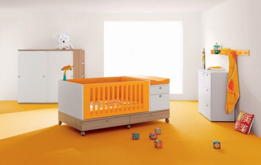 Cool and Funky Baby Room Ideas Home Interior Design