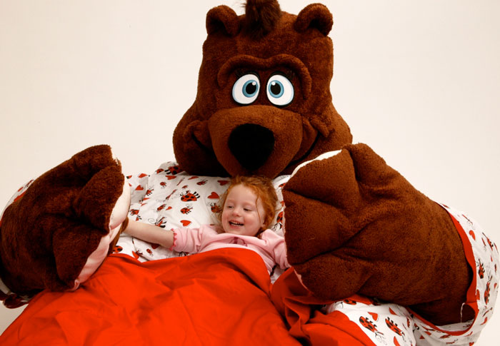 Cool And Funny Plush Kids Beds From Incredibeds Kidsomania