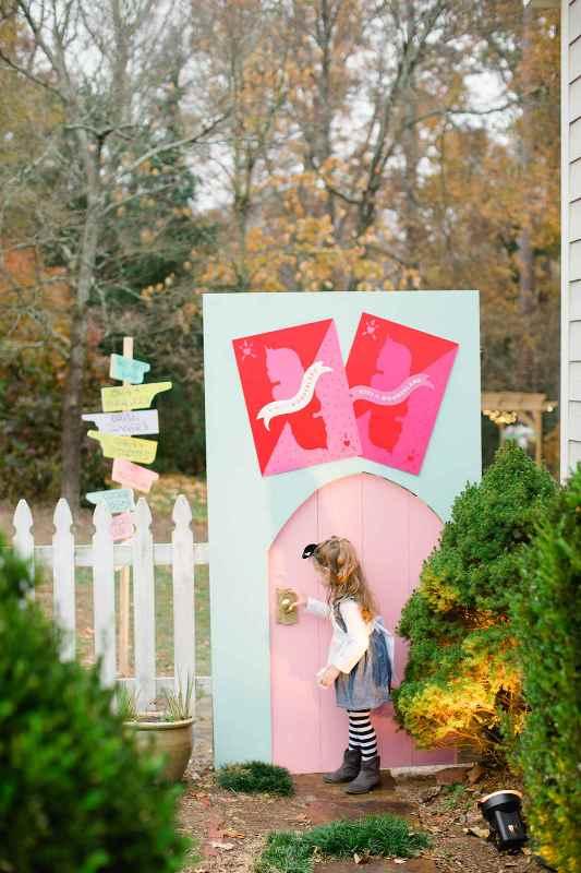 Creative Alice In Wonderland Kids Birthday Party Kidsomania