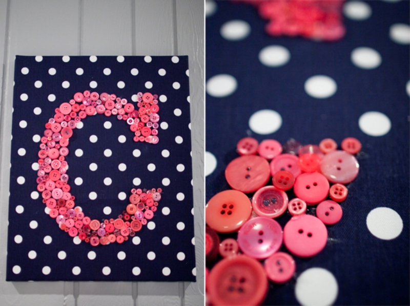 Creative Pink And Navy Baby S Nursery Design With