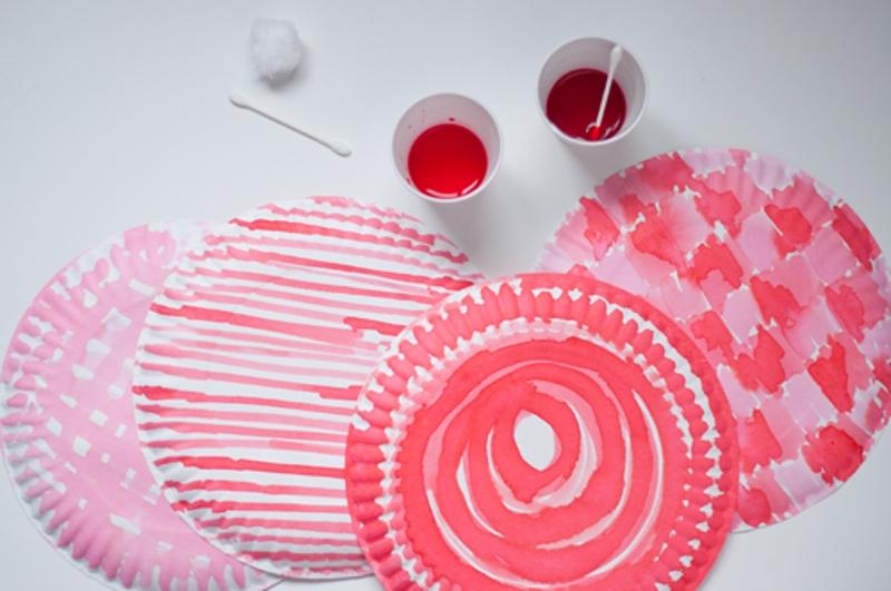 & Cute DIY Paper Plate Berry Basket | Kidsomania