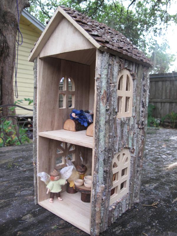 12 Sweet And Creative Diy Dollhouses Kidsomania