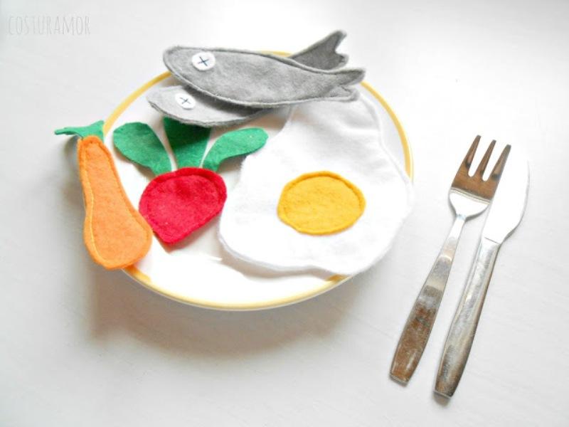 Как сделать ребенок еду 250