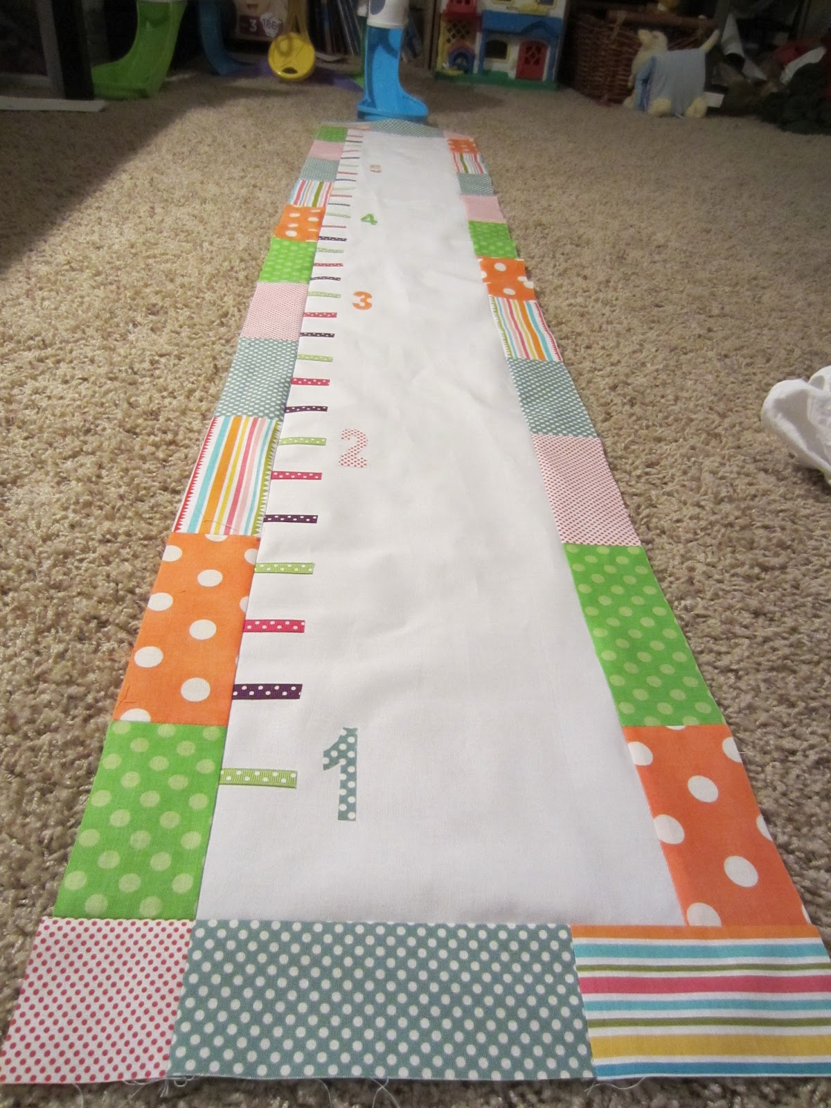 10 easy and cute diy children growth charts kidsomania geenschuldenfo Images