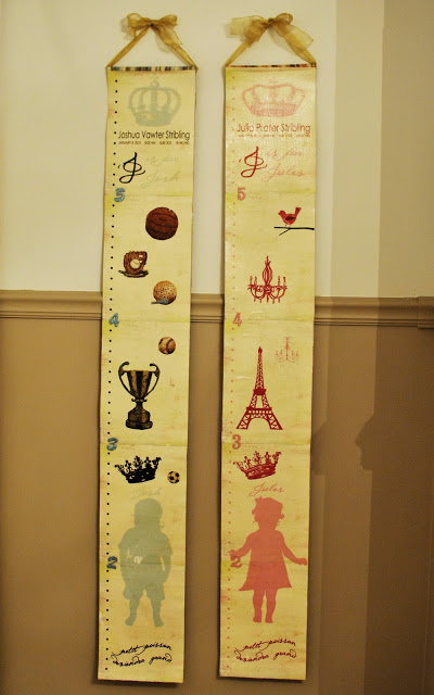 10 Easy And Cute Diy Children Growth Charts Kidsomania