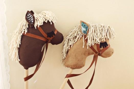 Diy Retro Toy A Stick Horse Kidsomania