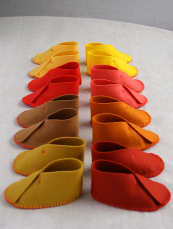 The Cutest Diy Felt Baby Shoes Kidsomania