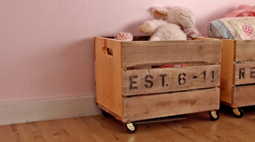 10 Cool Diy Toy Box Projects Kidsomania