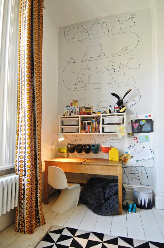 Eclectic Bright And Whimsy Kids Room Design Inspiration Kidsomania