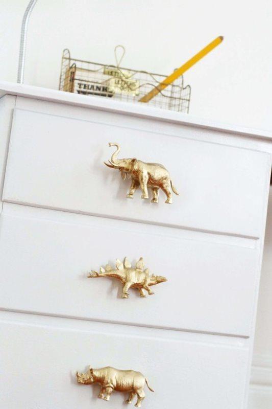 Fancy DIY Drawer Pulls For Kids\' Rooms | Kidsomania