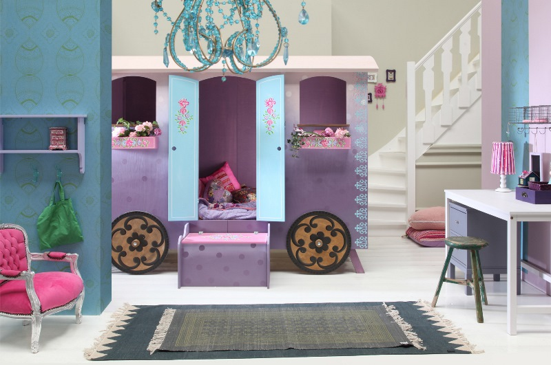 Fantasy Like And Unique Children S Beds From Kid S Factory