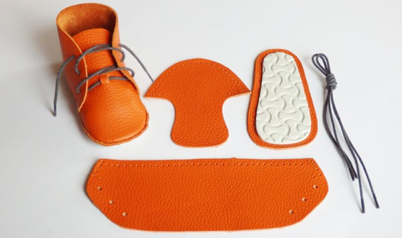 DIY Kit To Make Your Baby First Shoes