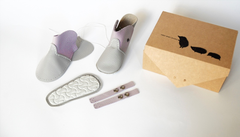 Diy Kit To Make Your Baby First Shoes Kidsomania