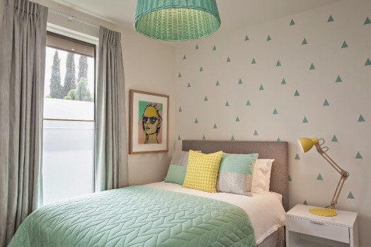 mint and grey bedroom fresh mint and grey modern big s bedroom kidsomania 16202