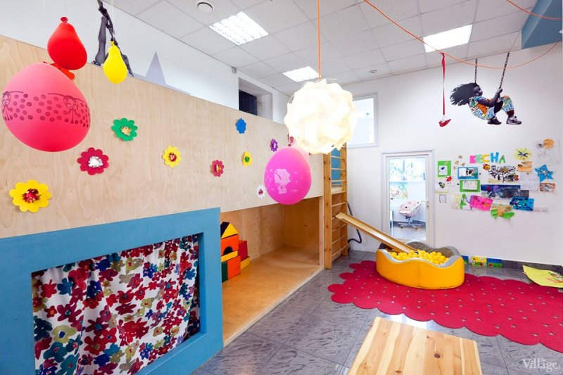Cool beds with a slide - Fun And Childlike Kindergarten Design By Rhizome Group Kidsomania