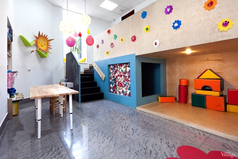 Fun And Childlike Kindergarten Design By Rhizome Group