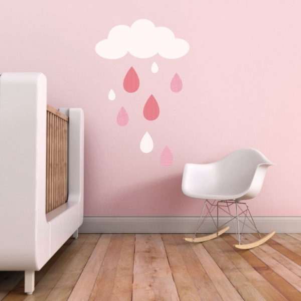 Perfect These wall decals can be applied to walls as well as to windows and any flat surface and you can easily remove them if it us needed