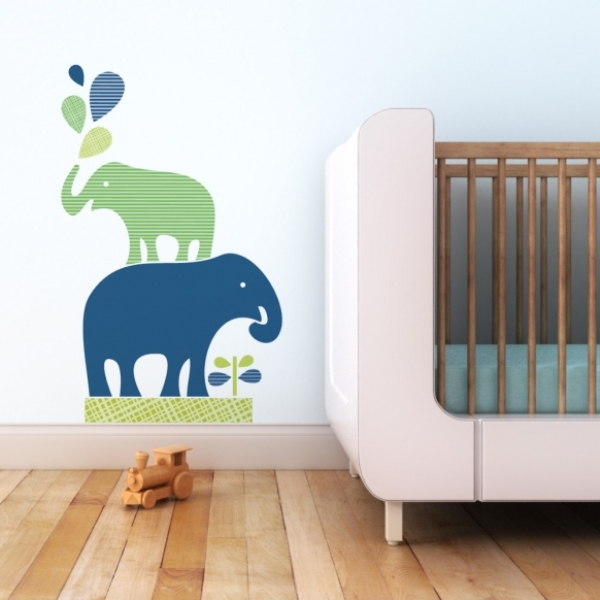 Amazing These wall decals can be applied to walls as well as to windows and any flat surface and you can easily remove them if it us needed