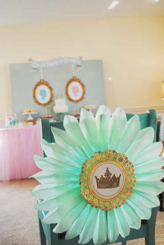 gorgeous royal themed baby shower party kidsomania