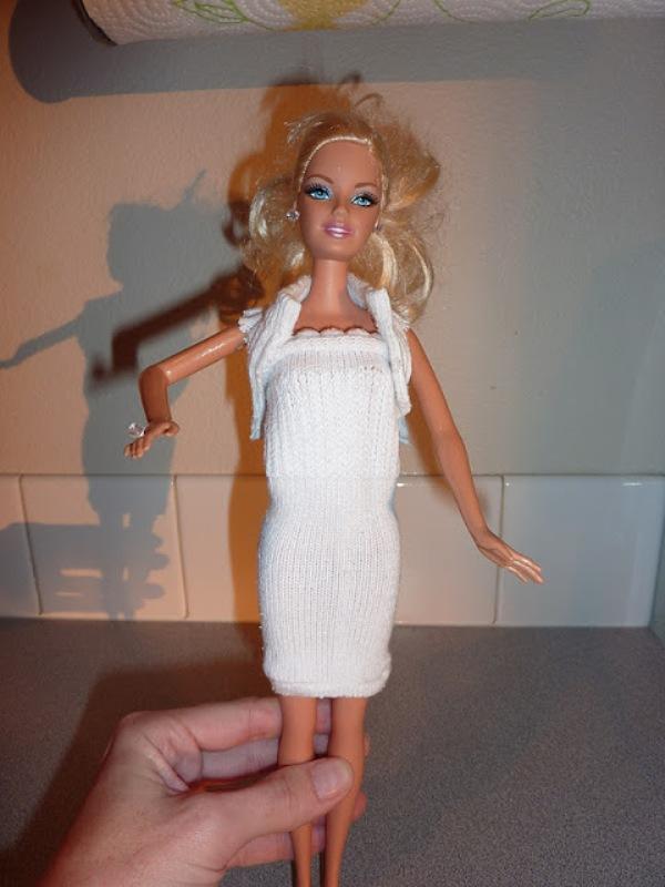 Кукла из льна своими руками