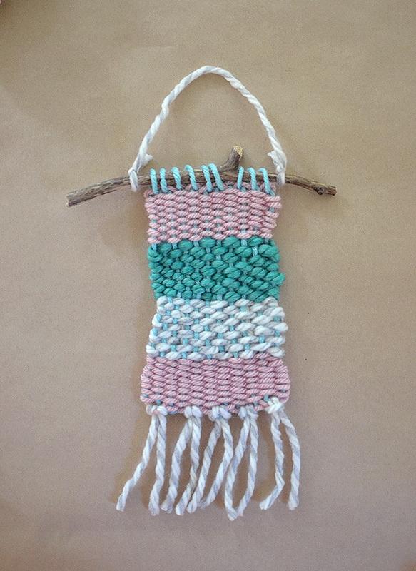 Interesting Diy Weaving To Make With Kids Kidsomania