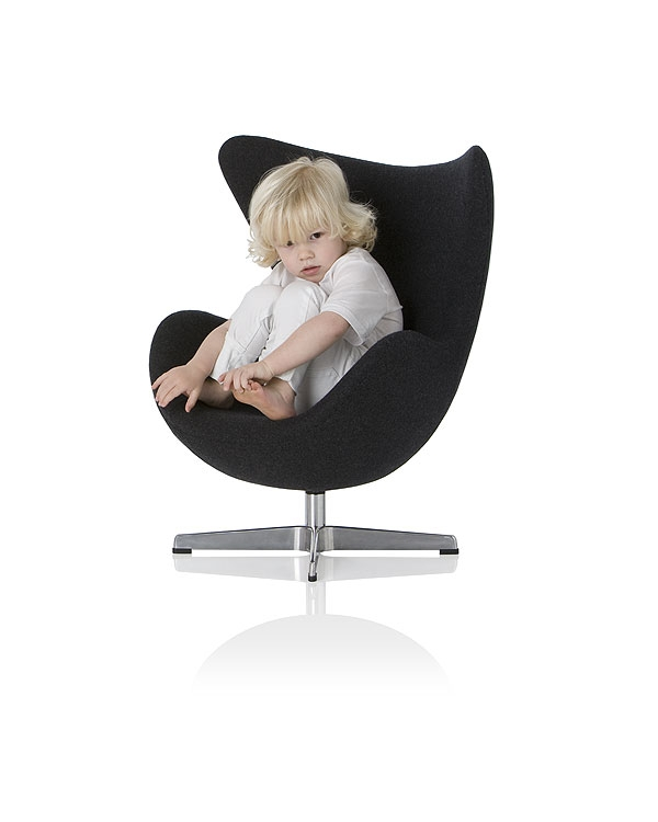 Iconic Chairs For Modern Interiors Replicated In Child