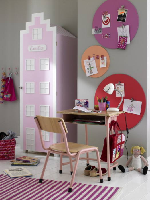 10 Cool Storage Cabinets And Wardrobes For Kids Room