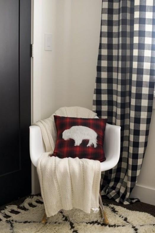 Light And Modern Lumbermen Themed Room For Two Boys
