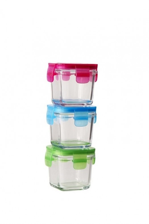 Littlelock Glasslock Baby Food Containers A Must Have