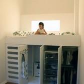 20 loft beds with desks to save kid s room space kidsomania - Comment rehausser un lit ...