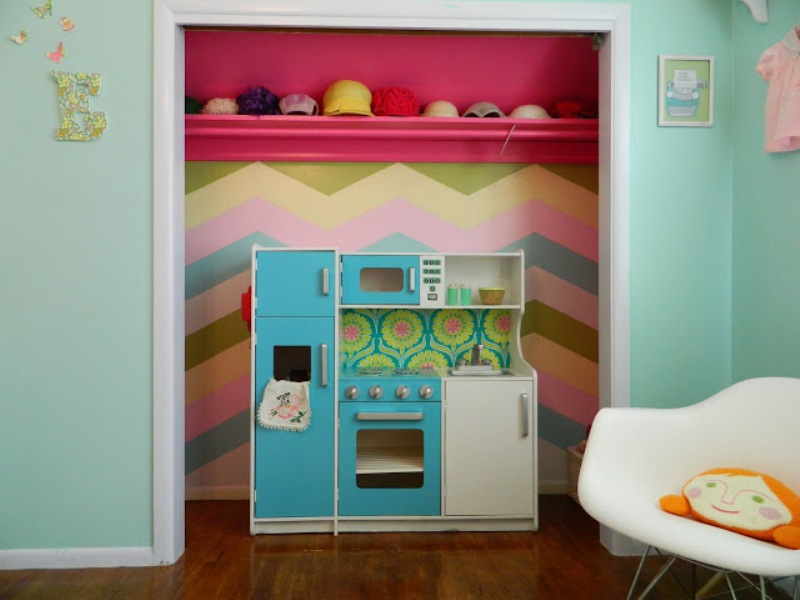 Lovely And Colorful Room Design Ideas For Your Little Girl ...