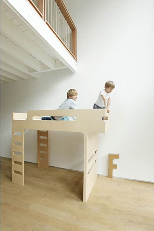 Diy Toddler Bed In Parents Room