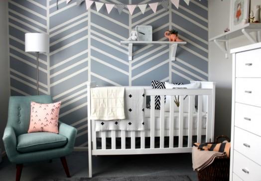 Vintage Toddler Room