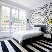 Kids Bedroom Black And White black and white kids room | kidsomania