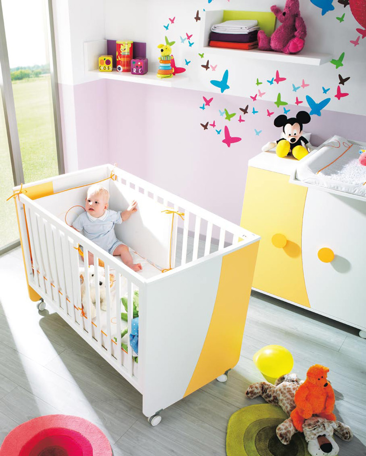 new baby nursery and kids room furniture from kibuc baby furniture small spaces bedroom furniture